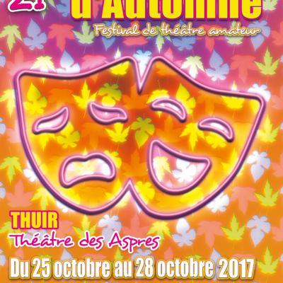 Théâtres d'Automne 2017